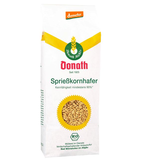 Berühmt Sprießkorn und Vollgetreide — DONATH-MÜHLE &HZ_61